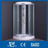 Cabine elevada de /Shower do quarto de chuveiro da bandeja