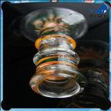 Overbearing Rechte Rokende pijp van het Glas