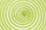 Polyester 100% gesponnene Platz-Matte für Tischplatte und Dekoration