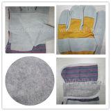 De gespleten Handschoenen Dlc104 van het Leer