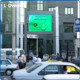 Grand écran polychrome de DEL pour des supports publicitaires extérieurs