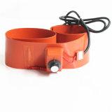 Riscaldatore flessibile della gomma di silicone con isolamento economizzatore d'energia