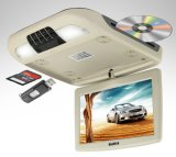 10.1inch het dak zet LCD van de Auto de Monitor van de Tik MP5 DVD op