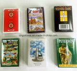 Подгонянные напечатанные карточки казина играя