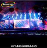 P10屋内段階中型の大きい広告LEDスクリーン表示