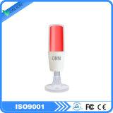 高品質のプラスチック赤LEDタワーライトエクスポート2年の保証の