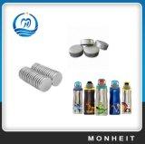 Al 99.7% noyaux en aluminium spécialisés pour la production en aluminium de tubes