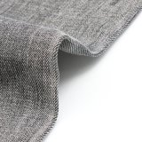Черная Viscose ткань Spandex полиэфира хлопка для джинсыов