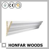 O melhor molde de madeira da coroa do pinho branco do preço