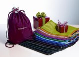 Bolso de lazo multicolor de nylon personalizado aduana del poliester