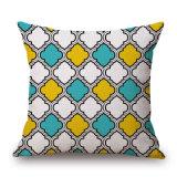 Coperchio dell'ammortizzatore del cuscino del sofà tessuto tela all'ingrosso del cotone (35C0049)