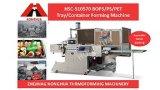 Recipiente plástico de Hsc-540760/C que faz a máquina