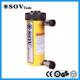 Cylindre de faisceau creux hydraulique de tension de action du double Rrh-6010 avec le certificat de la CE