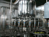 De de automatische Bottelmachine van het Vruchtesap/Installatie van de Verwerking