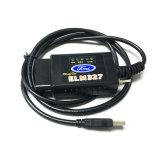 USB de Forscan Elm327 con el interruptor para el explorador del diagnóstico de Ford Mazada