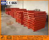 Palete de aço pesado para armazenamento de armazém