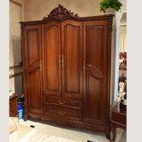 Хранение шкафа европейского дома образца изготовленный на заказ (GSP17-007)