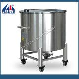 Масляный бак нержавеющей стали бака для хранения SUS304 Fuluke санитарный жидкостный