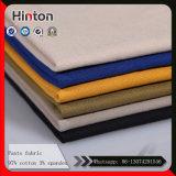 Hot Sale Pantalon en coton de haute qualité avec étirement