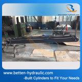 Fabricante temporario doble del cilindro hidráulico del movimiento largo