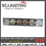 El Tir Lighthead del LED/la superficie de la parrilla monta la luz