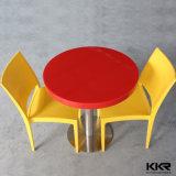 Piano d'appoggio pranzante di superficie solido acrilico per la mobilia del ristorante