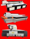 플라스틱 금속 세라믹 etc.를 위한 고해상 UV 평상형 트레일러 인쇄 기계