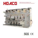 Estaciones rotatorias de la máquina 7 del cortador de la cortadora de máquina de la película que cortan con tintas que cortan con tintas protectora