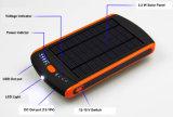 23000mA solar y batería de la potencia del Li-Polímero para la computadora portátil y el móvil
