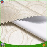 Prodotto ignifugo impermeabile intessuto tessile domestica della tenda del poliestere del jacquard di mancanza di corrente elettrica