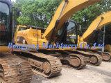 Excavatrice initiale du chat 320d de Janpan 2013 ans