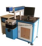 Halbleiter-Laser-Markierungs-Maschine mit hoher Standard-Halbleiter-Lasern, akustooptischer q-Kopf, Hochgeschwindigkeitsscannen-Spiegel