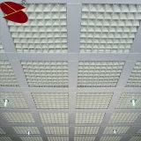 Decoração do teto do corredor do cinema de telhas suspendidas alumínio da grade