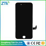 Handy LCD-Bildschirmanzeige für iPhone 7 Screen-Schwarzes/Weiß