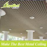 Beau plafond en aluminium de réseau de Foshan pour l'entrée