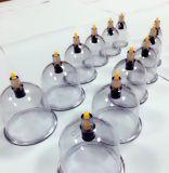 Qualitäts-höhlender Set Hijama Installationssatz Acupoint mit 12cups von Hkg-12
