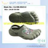 Clogs впрыски ЕВА формы печати ноги для детей