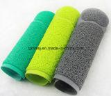 Tailles importantes alimentantes de couvre-tapis d'assiette de bol d'aliment pour animaux familiers de couvre-tapis de litière du chat de PVC de couvre-tapis d'animal familier d'impression de patte