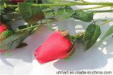 Flores artificiales de Rose de la alta calidad al por mayor barata para las decoraciones de la boda del cuento de hadas