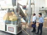 La boucle agricole de collecte de biomasse meurent le moulin de boulettes en bois à vendre
