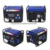 generador portable de la gasolina 2kw con potencia clasificada