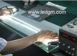 La fabbrica direttamente fissa il prezzo dell'indicatore luminoso di striscia flessibile di doppia riga LED 3528 240 LED/striscia IP67 verde blu rosso bianco freddo caldo di m.