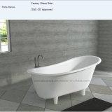 Vasca da bagno indipendente della resina acrilica della mobilia della stanza da bagno (PB1083)