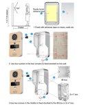 A tampa Rain-Proof da fábrica destrava o Doorbell do rádio de WiFi da visão noturna da função