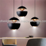 Lampes pendantes modernes de la forme DEL de modèle d'Apple pour l'éclairage d'hôtel