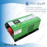 Intelligenter Niederfrequenzinverter der sonnenenergie-2000W