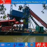 Gute Leistungs-zuverlässiger Fluss-Becherkette-Sand-Goldförderung-Bagger