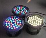 La alta fuente impermeable LED se enciende bajo el agua con DC12/24V
