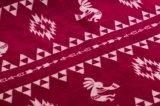 Neues Art 2016 Polyester 100% gedruckte Sherpa Vliesthrow-/Baby-Zudecke
