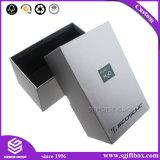 각종 약 전화 또는 전자공학 Pcakaging 선물 상자를 위한 작풍 주문 로고에 의하여 인쇄되는 마분지